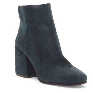 Lucky Brand Raven Ankle Bootie in Black